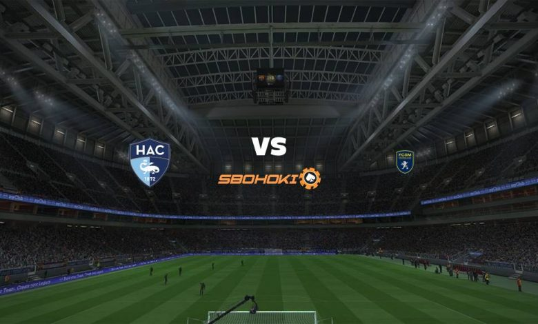 Live Streaming  Le Havre AC vs Sochaux 20 Maret 2021 1