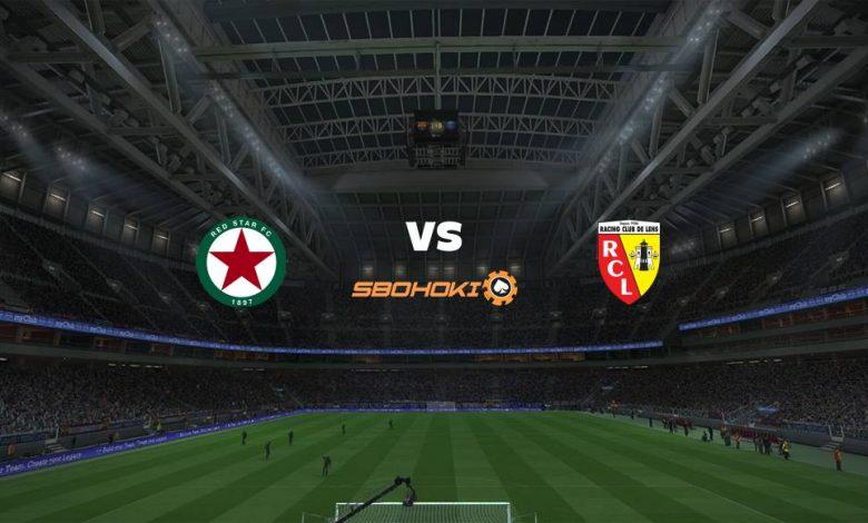 Live Streaming  Red Star FC 93 vs Lens 6 Maret 2021 1