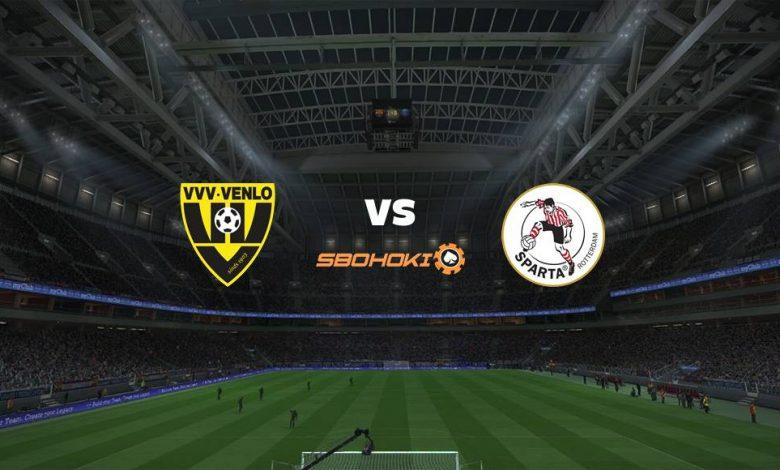 Live Streaming  VVV-Venlo vs Sparta Rotterdam 9 Maret 2021 1