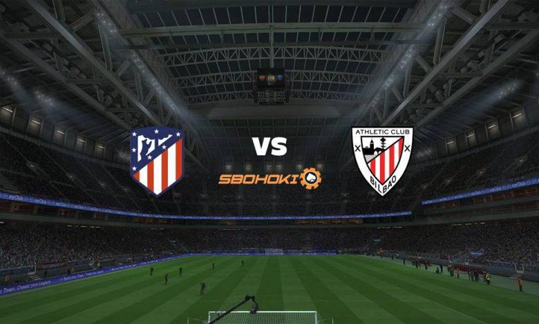 Live Streaming  Atletico Madrid vs Athletic Bilbao 10 Maret 2021 1