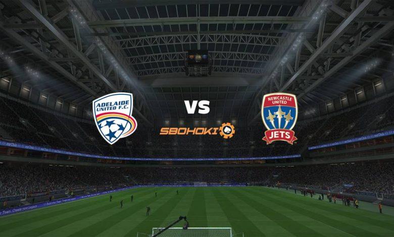 Live Streaming  Adelaide United vs Newcastle Jets 5 Maret 2021 1