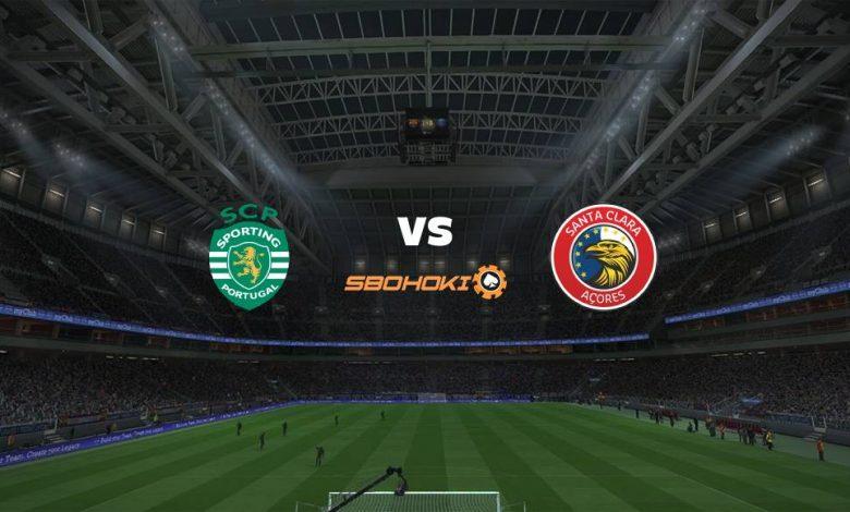 Live Streaming  Sporting CP vs Santa Clara 5 Maret 2021 1