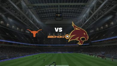 Photo of Live Streaming  Texas Longhorns vs Texas State 6 Maret 2021