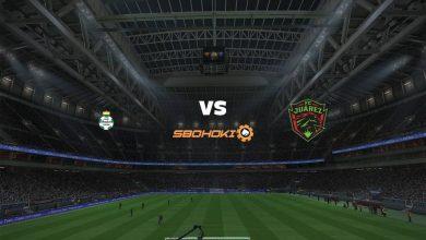 Photo of Live Streaming  Santos Laguna vs FC Juarez 1 Maret 2021