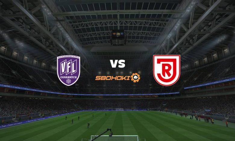 Live Streaming  VfL Osnabruck vs SSV Jahn Regensburg 7 Maret 2021 1