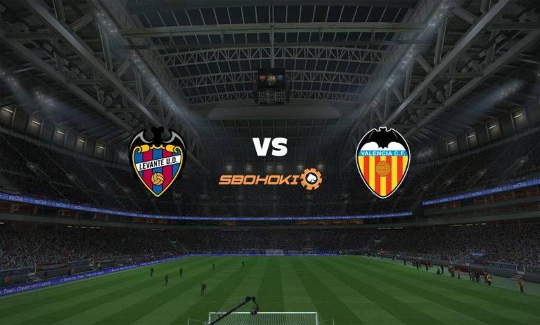 Live Streaming  Levante vs Valencia 12 Maret 2021 1