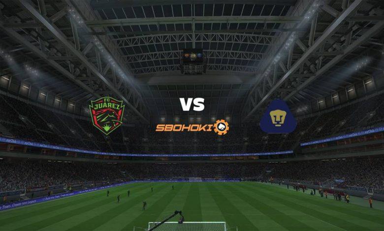 Live Streaming  FC Juarez vs Pumas UNAM 13 Maret 2021 1