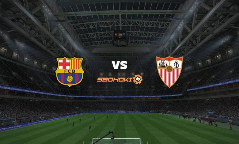 Live Streaming  Barcelona vs Sevilla 3 Maret 2021 1