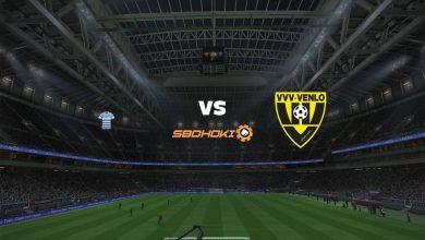 Photo of Live Streaming  PEC Zwolle vs VVV-Venlo 21 Maret 2021