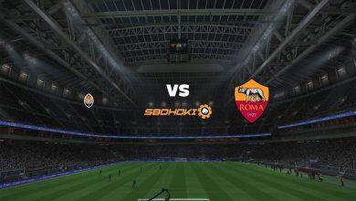 Photo of Live Streaming  Shakhtar Donetsk vs Roma 18 Maret 2021