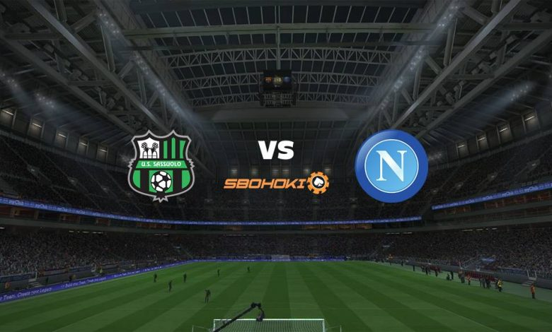 Live Streaming  Sassuolo vs Napoli 3 Maret 2021 1