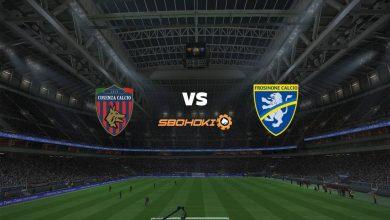 Photo of Live Streaming  Cosenza vs Frosinone 6 Maret 2021
