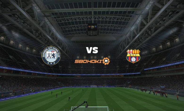 Live Streaming  Guayaquil City FC vs Barcelona SC 7 Maret 2021 1