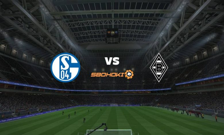 Live Streaming  Schalke 04 vs M'gladbach 20 Maret 2021 1