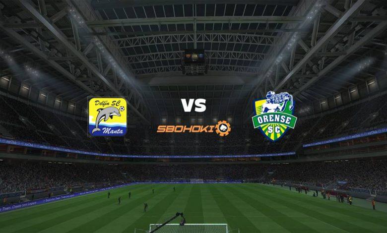 Live Streaming  Delfín vs Orense 2 Maret 2021 1