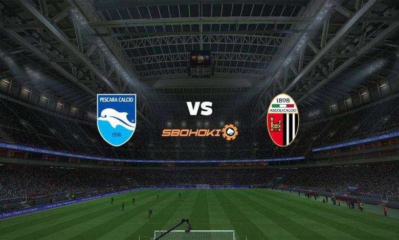 Live Streaming  Pescara vs Ascoli 16 Maret 2021 1