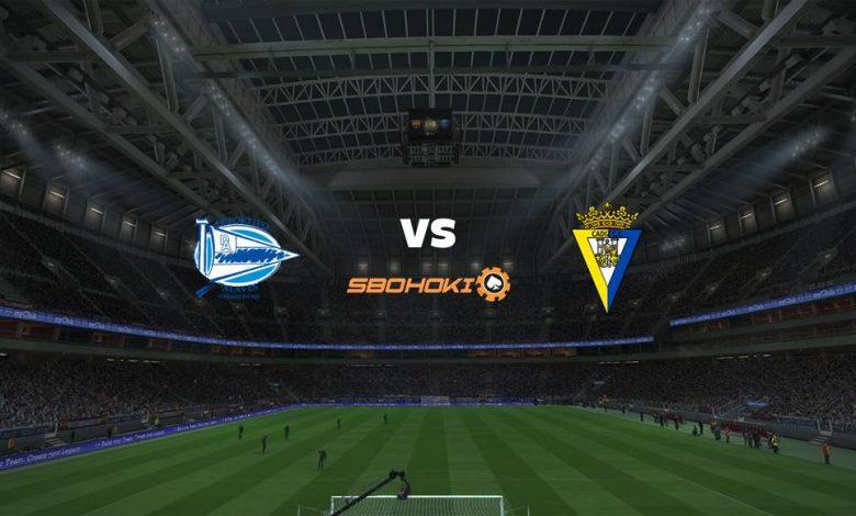 Live Streaming  Alavés vs Cádiz 13 Maret 2021 1
