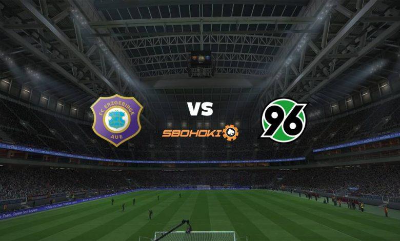 Live Streaming  FC Erzgebirge Aue vs Hannover 96 6 Maret 2021 1