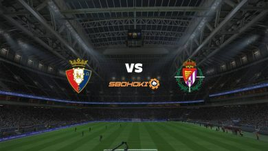 Photo of Live Streaming  Osasuna vs Valladolid 13 Maret 2021