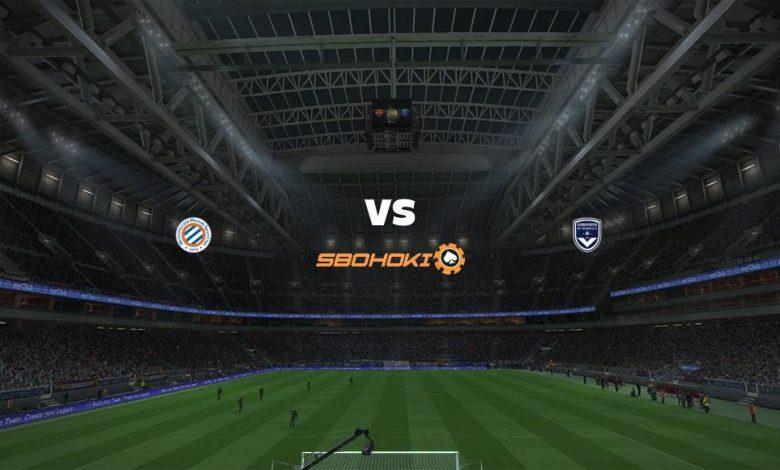 Live Streaming  Montpellier vs Bordeaux 21 Maret 2021 1