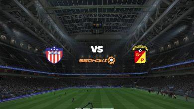 Photo of Live Streaming  Atlético Junior vs Deportivo Pereira 20 Maret 2021