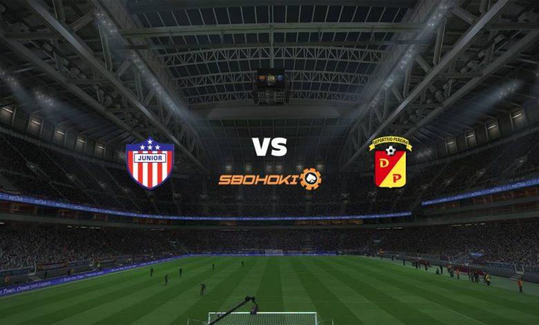 Live Streaming  Atlético Junior vs Deportivo Pereira 20 Maret 2021 1
