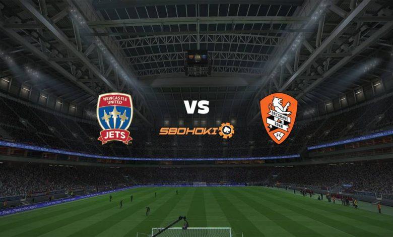 Live Streaming  Newcastle Jets vs Brisbane Roar 1 Maret 2021 1