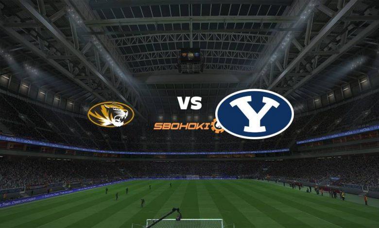 Live Streaming  Missouri Tigers vs BYU 4 Maret 2021 1