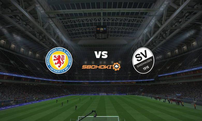 Live Streaming  TSV Eintracht Braunschweig vs SV Sandhausen 7 Maret 2021 1