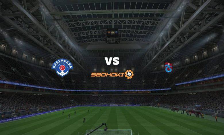 Live Streaming  Kasimpasa vs Trabzonspor 4 Maret 2021 1