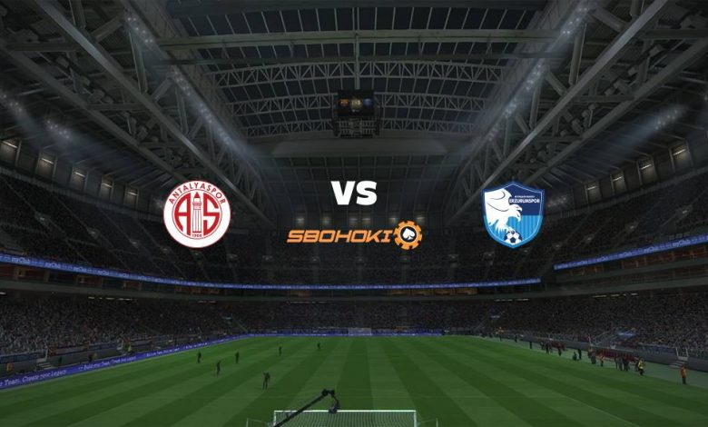 Live Streaming  Antalyaspor vs Erzurum BB 21 Maret 2021 1
