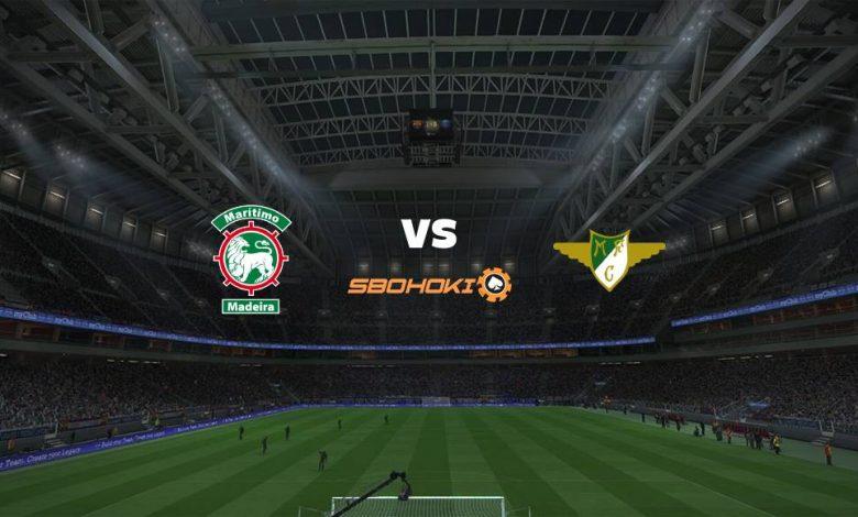 Live Streaming  Maritimo vs Moreirense 7 Maret 2021 1