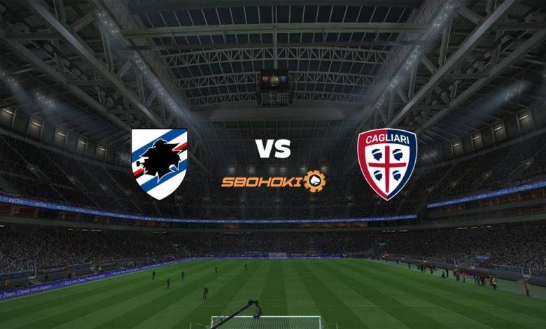 Live Streaming  Sampdoria vs Cagliari 7 Maret 2021 1