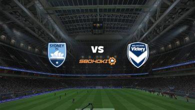 Photo of Live Streaming  Sydney FC vs Melbourne Victory 20 Maret 2021
