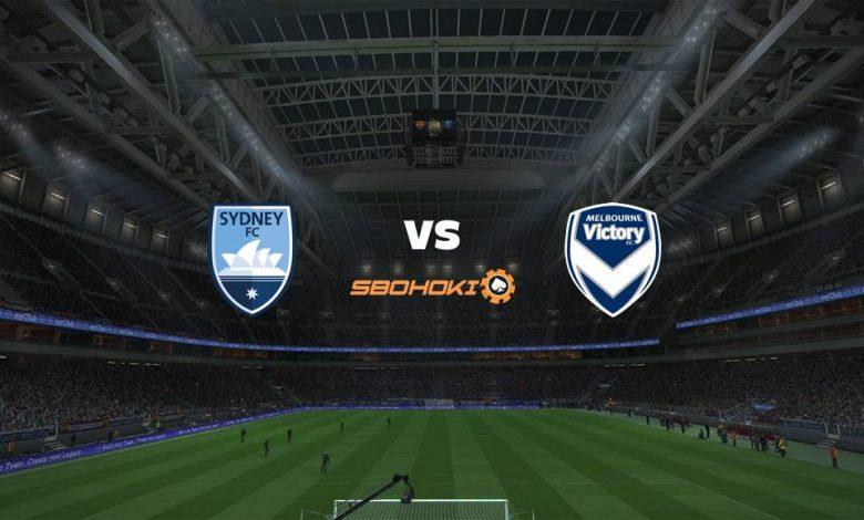 Live Streaming  Sydney FC vs Melbourne Victory 20 Maret 2021 1