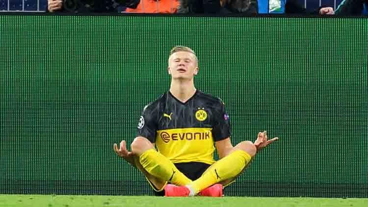 Solskjaer Sebut Masalah Haaland, Manchester United Urung Bajak Bintang Dortmund? 1