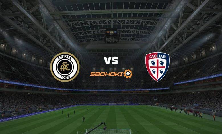 Live Streaming  Spezia vs Cagliari 20 Maret 2021 1