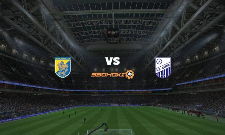 Live Streaming  Panetolikos vs Lamia 20 Maret 2021 1