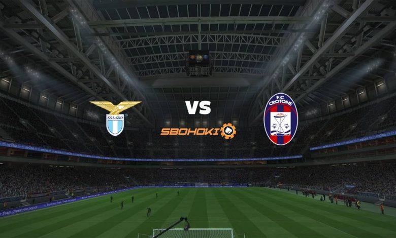 Live Streaming  Lazio vs Crotone 12 Maret 2021 1
