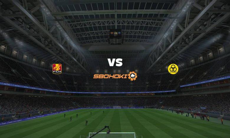 Live Streaming  FC Nordsjaelland vs AC Horsens 7 Maret 2021 1