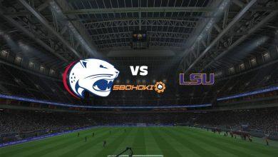 Photo of Live Streaming  South Alabama vs LSU Tigers 28 Februari 2021