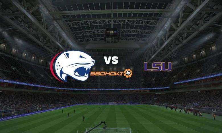Live Streaming  South Alabama vs LSU Tigers 28 Februari 2021 1