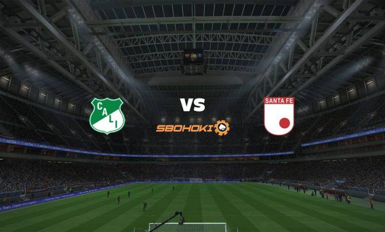 Live Streaming  Deportivo Cali vs Independiente Santa Fe 1 Maret 2021 1
