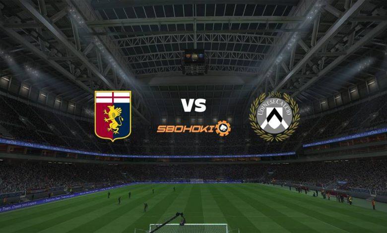 Live Streaming  Genoa vs Udinese 13 Maret 2021 1
