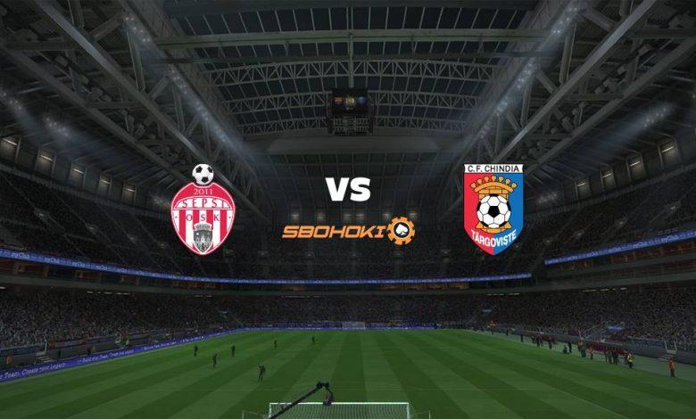 Live Streaming  Sepsi Sfantu Gheorghe vs Chindia Targoviste 5 Maret 2021 1