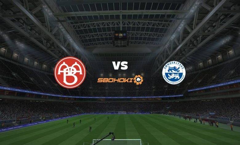 Live Streaming  AaB vs Sonderjyske 8 Maret 2021 1