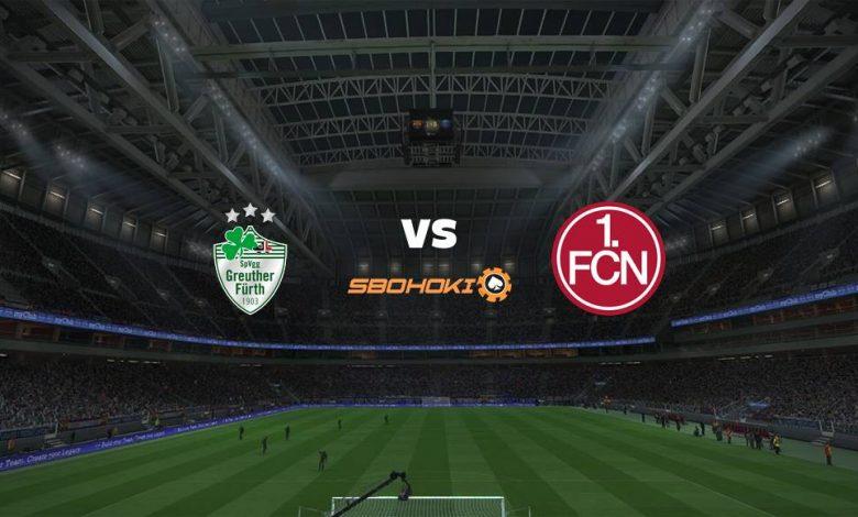 Live Streaming  SpVgg Greuther Furth vs FC Nurnberg 21 Maret 2021 1