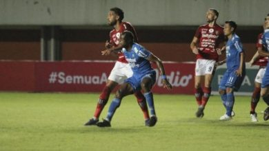 Photo of Persib Bandung Tak Mampu Kalahkan 10 Pemain Bali United