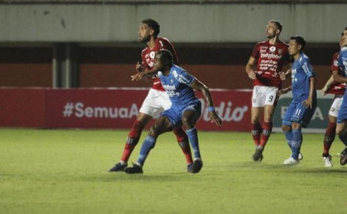 Persib Bandung Tak Mampu Kalahkan 10 Pemain Bali United 1
