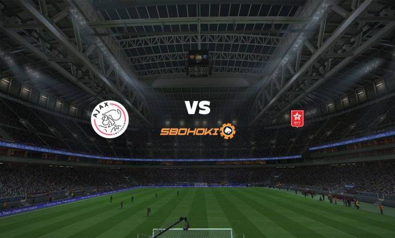 Live Streaming  Jong Ajax vs MVV Maastricht 19 Maret 2021 1